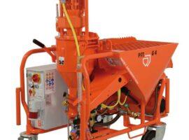 PFT G4 FC PLASTERING MACHINE