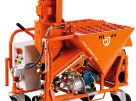 PFT G4 Smart PLASTERING MACHINE