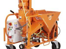 PFT G4 Standart PLASTERING MACHINE