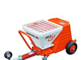 PFT SWING AIRLESS PLASTER SPRAYING MACHINE